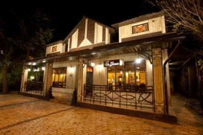 Ресторан Винницы - Dr. Goorvin (доктор Гурвин)