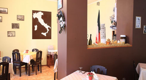 Ресторан Винницы - Тирамису (Tiramisù)