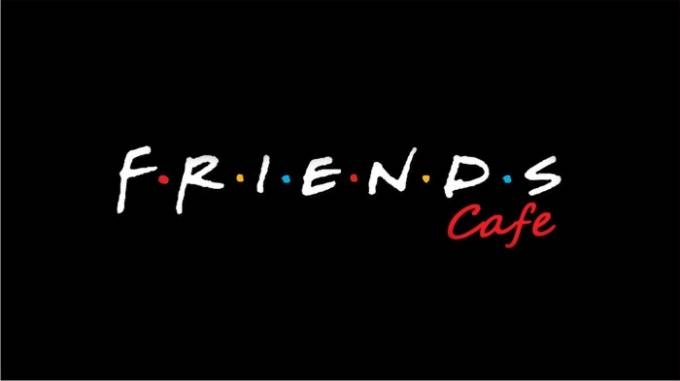 Кофейня Киева - FRIENDS CAFE